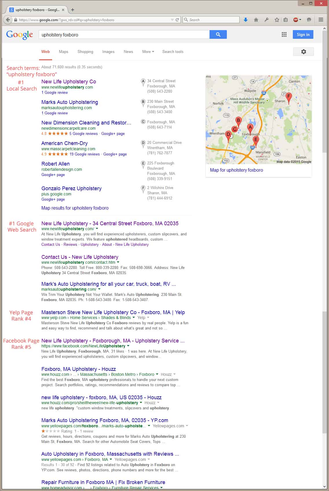 NewLife-Google-Search-Results