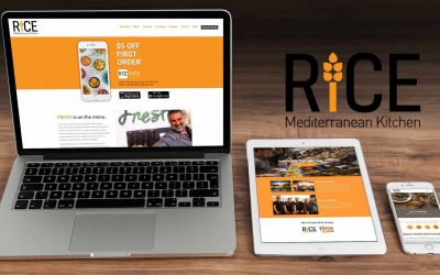 RICE Kitchen Catering Design