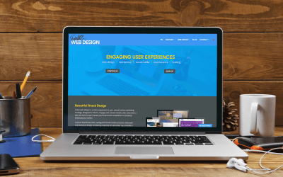 danielleshaw.com Redesign Launch (v 5.0)