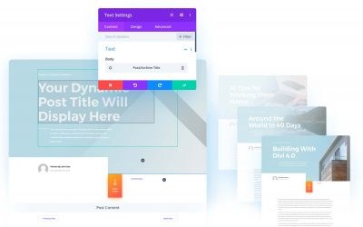 Divi 4 is here!